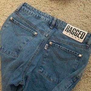 ragged priest jeans!